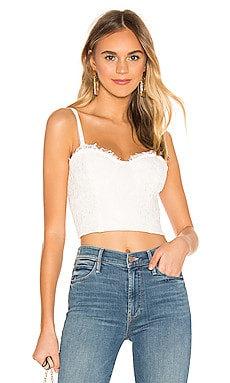 The Scarlett Crop Top CAMI NYC $81