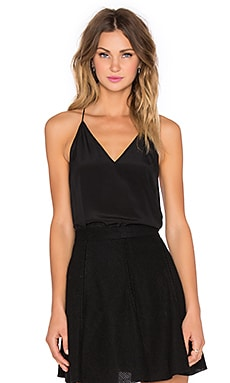 CAMI NYC The Madison Cami in Black