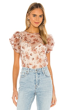 The Louisa Blouse CAMI NYC $242
