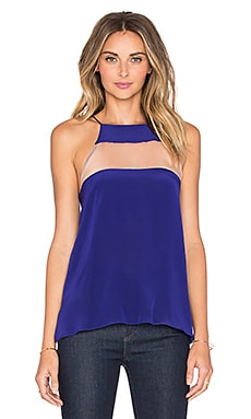 x REVOLVE The High Top Cami in Cobalt