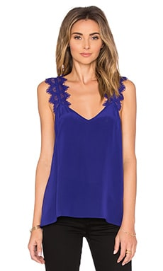 The Chelsea Cami in Cobalt