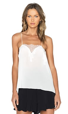 CAMI NYC The Sweetheart Cami in White