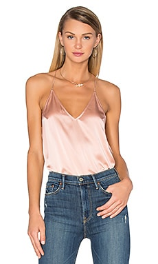 The Jenna Cami in Rose
