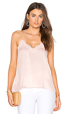Racer Cami in Light Rose