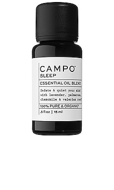 Sleep Blend 100% Pure Essential Oil Blend CAMPO $45 NEW