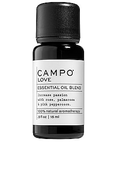 Love Blend 100% Pure Essential Oil Blend CAMPO $45 NEW