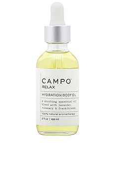 Relax Hydration Body Oil CAMPO $49 BEST SELLER