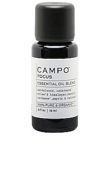Focus-Grounding Blend 100% Pure Essential Oil Blend CAMPO $45 BEST SELLER
