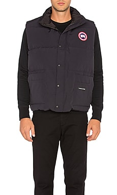 Canada Goose Freestyle Vest in Navy
