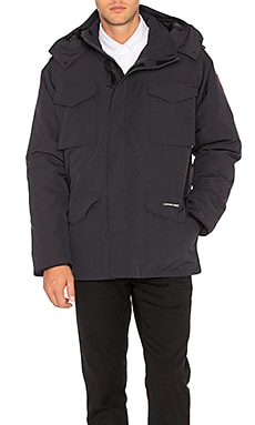 Canada Goose Constable Parka in Navy