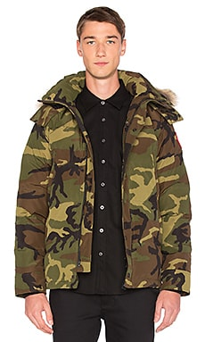 Wyndham Coyote Fur Trim Parka