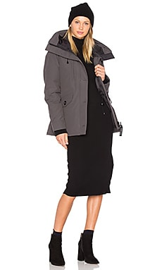 Rideau Parka in Graphite