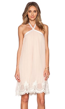 Candela Tarzan Dress in Blush