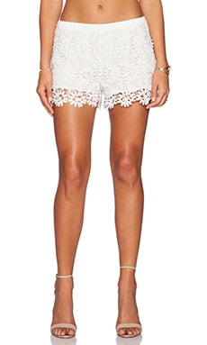 Candela Buttercup Short in White