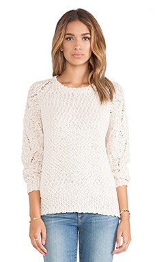 Candela Adriana Sweater in Blush
