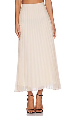 Candela Serenity Maxi Skirt in Blush