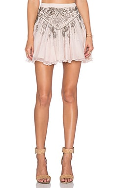 Candela Star Skirt in Blush