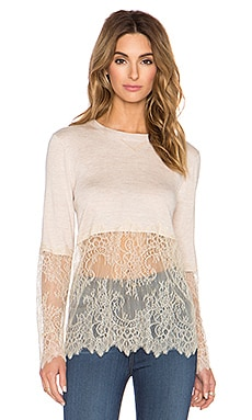 Candela Milton Top in Blush