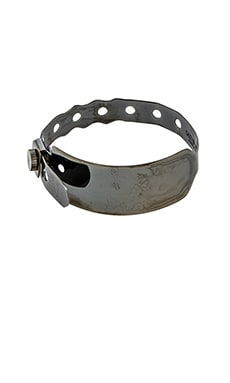 Cast of Vices Coming Or Going Bracelet in Black Rhodium