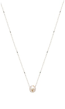 Cast of Vices Sterling Silver With Gold Fill Necklace in Silver & Gold