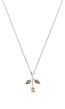 x Herman Rose Necklace