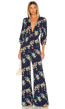 0cc215d9d5ec Women's Designer Jumpsuits | Printed, Long & Short Sleeves