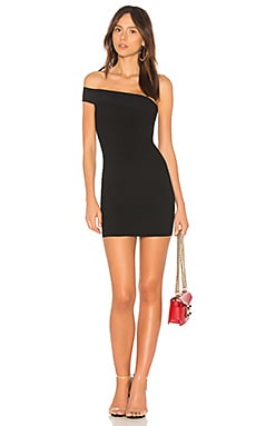 x REVOLVE Lucia Mini Slip Dress in Black. - size L (also in M,S,XS) Capulet