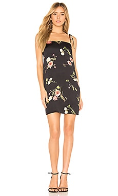x REVOLVE Lucia Mini Slip Dress Capulet $128 NEW ARRIVAL