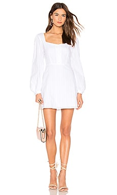 Dolly Button Down Dress Capulet $89