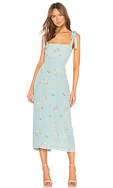 Camille Midi Dress Capulet $172