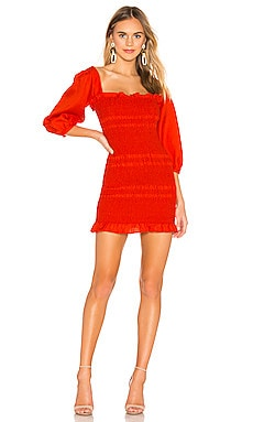 Siobhan Dress Capulet $128