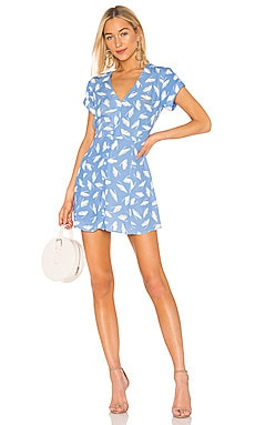 Mabel Mini Dress Capulet $169 NEW ARRIVAL