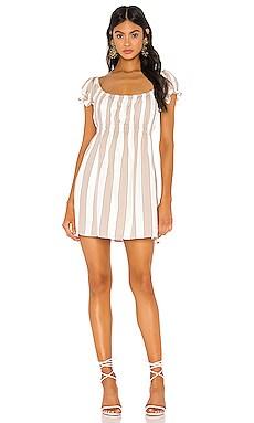 Gracie Mini Dress Capulet $39 (FINAL SALE)
