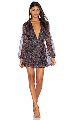 Capulet Mia Mini Dress in Petite Petals Print