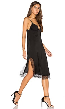 Parlour Lace Slip Dress