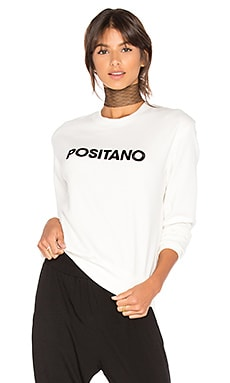 Positano Sweatshirt in White