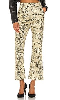 Graham Kick Flare Pants Capulet $150