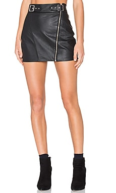 Stella Moto Skirt