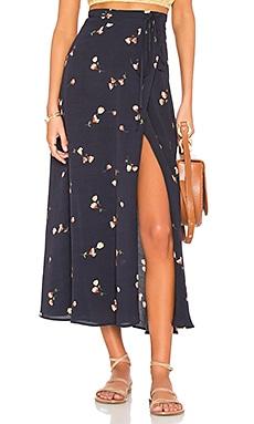 Thea Midi Skirt Capulet $139 BEST SELLER