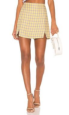 Rosa Mini Skirt Capulet $43