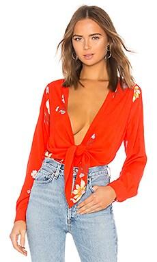 x REVOLVE Daria Bodysuit Capulet $114