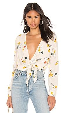 Daria Bodysuit Capulet $117