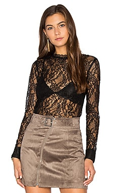 Parlour Lace Blouse