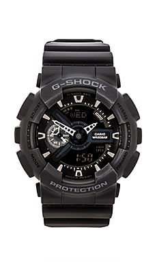 G-Shock GA-110 in Black
