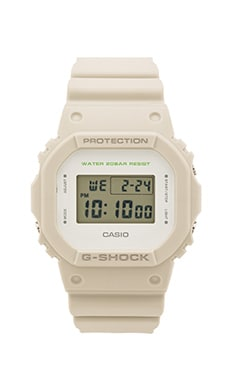 G-Shock DW-5600 in Military White