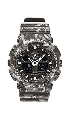 Часы ga 100 - G-Shock от REVOLVE INT