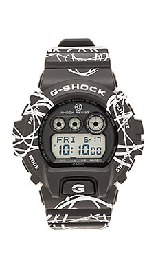 G-Shock x Futura GDX 6900 in Black & White