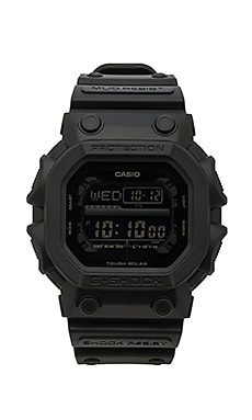 Часы gx-56bb blackout seres - G-Shock от REVOLVE INT