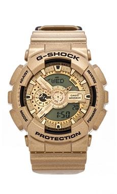 G-Shock GA110GD-9A in Light Gold