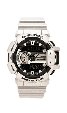 G-Shock GBA-400-8B in Steel